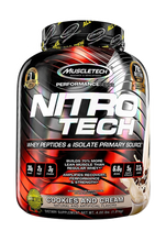 Nitro Tech Performance 4LB Cookies & Cream