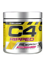 Cellucor C4 Ripped Explosive Pre-Workout 180Gm Raspberry Lemonade