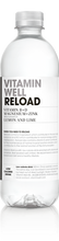 Reload LEMON/LIME VITAMIN B + D MAGNESIUM + ZINC When you need to reload – with a taste of lemon/lime