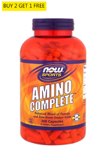 Now Foods, Amino Complete 120Caps