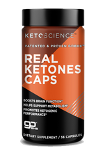 Keto Science Real Ketones Caps