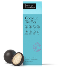 Protein Bakeshop 60 Gms Coconut truffles