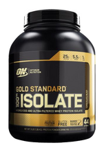 Optimum Nutrition 100% Gold Standard Isolate 5.20Lb Rich Vanilla