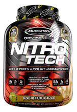 Nitro Tech Performance 4LB Snickerdoodle