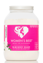 Women's Best Slim Body Shake 1.2Kg Vanilla