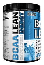 EVL Nutrition LEAN BCAA 30SVG 237GMS Blue Rasberry