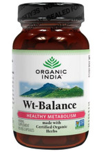 Organic India Weight Balance (90 Caps)