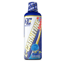 L-Carnitine XS 3000 3000 16Oz Blue Razz by Ronnie Coleman