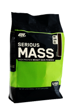 Serious Mass 12Lb Vanilla