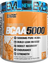 Evlution Nutrition BCAA 5000 Peach Lemonade 30 Servings