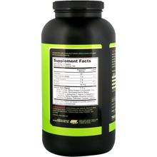 Optimum Nutrition, Superior Amino 2222 , 320 Tablets supplement facts