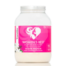 Women's Best Vegan Protein Vanilla 900gm