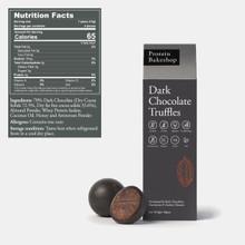Protein Bakeshop Dark Chocolate Truffles 60 Gms