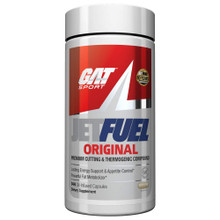 GAT Sport - JetFuel Original (144 Oil Infused Capsules)