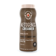 Rapid Fire KETOGENIC CREAMER ORIGINAL FLAVOR 8.5 Oz