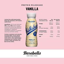Barebells Protein Milkshake Vanilla 330ml