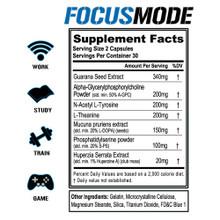 Evlution Nutrition FocusMode 60 Capsules