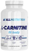 L-CARNITINE FIT BODY – 120CAPS