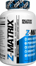 EVLUTION NUTRITION ZMATRIX, 120 CAPs