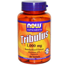 NOW Foods - Tribulus 1000Mg 90 tab