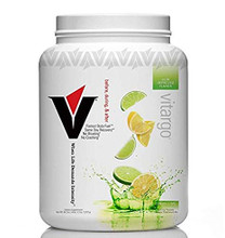 Vitargo Fuel for Athletic Performance, Before During After Workout, Lemon Lime , 4LB