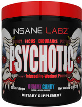 Insane Labz Psychotic Gummy Candy