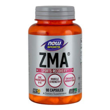 Now Foods - ZMA 800 mg. - 90 Capsules