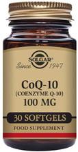 Solgar CoQ-10 (Coenzyme Q-10) 100 mg,30 SG