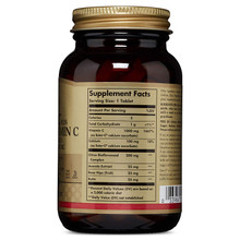 Solgar - Ester-C Plus Vitamin C (Ester-C Ascorbate Complex) 1000 mg, 60 Tablets