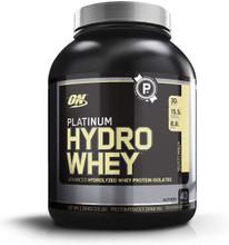 OPTIMUM NUTRITION Platinum Hydrowhey Protein Vanilla, 3.5LB