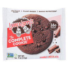 Lenny and Larry's The Complete Cookie - Double Chocolate