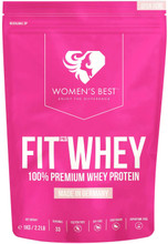 Women's Best Fit Whey Protein Powder, 1kg - Chocolate