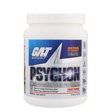 GAT, Psychon, Fruit Punch, 18.8 oz (532 g)
