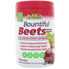 Country Farms, Bountiful Beets, 10.6 oz (300 g)