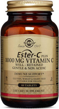 Solgar Ester-c Plus 1000 Mg Vitamin C, 60 Tablets