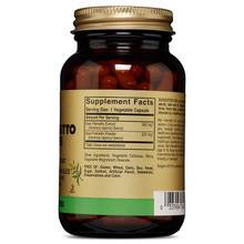 Solgar Saw Palmetto Berries, 100 Vegetable Capsules