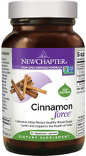 New Chapter - Cinnamon Force, 30 Capsules