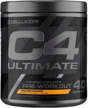 Cellucor C4 Ultimate Pre Workout Powder Orange Mango, 40 Servings
