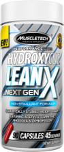 MUSCLETECH HYDROXYCUT LEAN X NEXT GEN , 90 CAPSULES