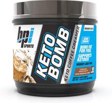 BPI Sports Keto Bomb,  Caramel Macchiato, 468gms
