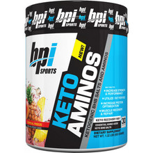 BPI Sports Keto Aminos, Watermelon Ice - 30 Servings