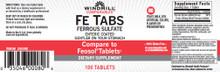 FE Tabs - 100