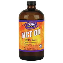 Now Foods MCT Oil, 100% Pure -  32 oz