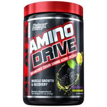 Nutrex Research Amino Drive, BlackBerry Lemonade, 240 Gm