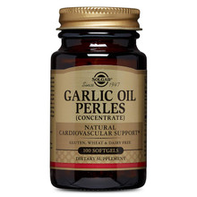 Solgar Garlic Oil Perles , 100 Softgels