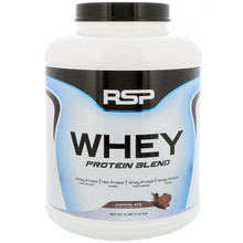 RSP Nutrition, Whey Protein Blend, Chocolate, 4 lbs