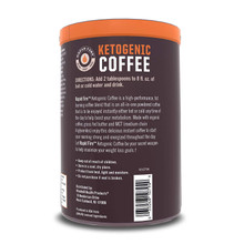 Rapid Fire Hazelnut Ketogenic Coffee, 7.93 Oz