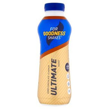 For Goodness Shakes Ultimate Dark Chocolate Flavor, RTD 475ml