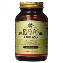 Solgar - Evening Primrose Oil 1300 Mg Unflavored 60 Softgels