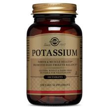 Solgar - Potassium, 100 Tablets